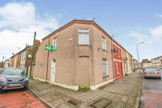 Thumbnail Property to rent in Virgil Street, Cardiff