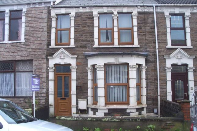 Thumbnail Town house to rent in Tanygroes Street, Port Talbot, West Glamorgan