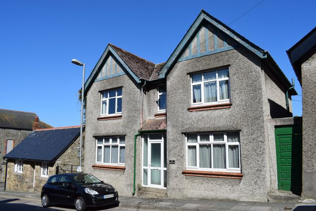 Thumbnail Detached house for sale in Wendron Street, Helston