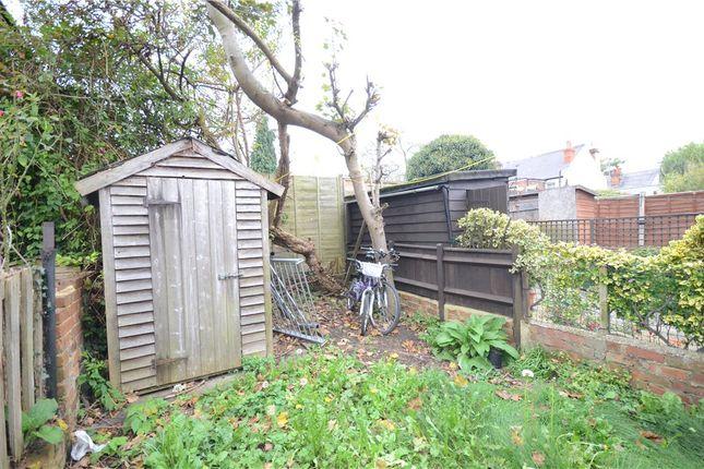 Garden of Cumberland Road, Reading, Berkshire RG1