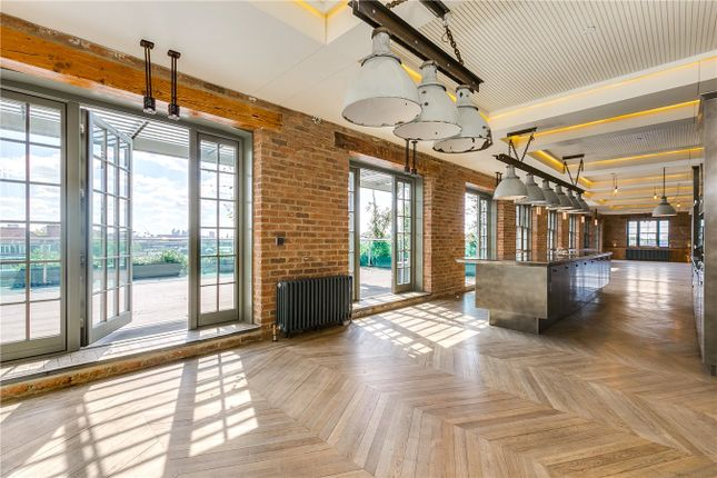 Thumbnail Flat to rent in Chappell Lofts, 10 Belmont Street, London