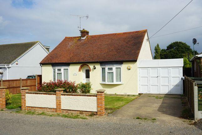 Thumbnail Detached bungalow for sale in Westbury Road, Frinton-On-Sea