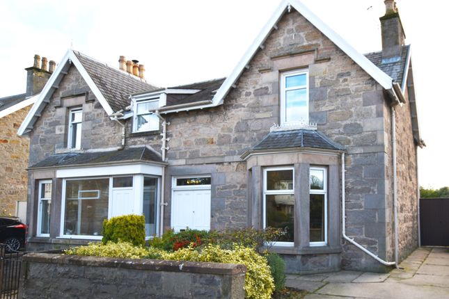 Thumbnail Semi-detached house for sale in Orchard Road, Forres