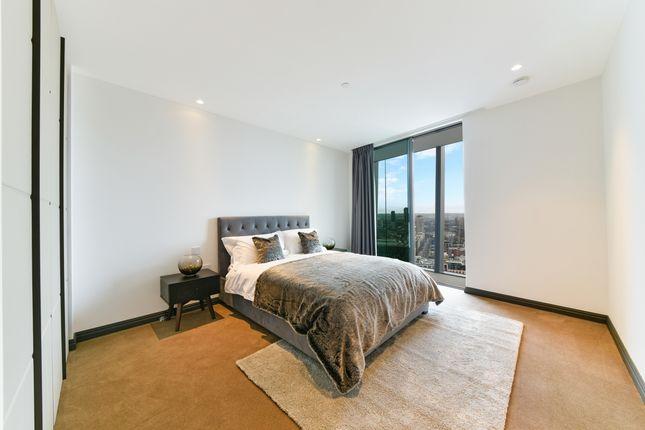 Bedroom of One Blackfriars, Blackfriars Road, Soutwark SE1