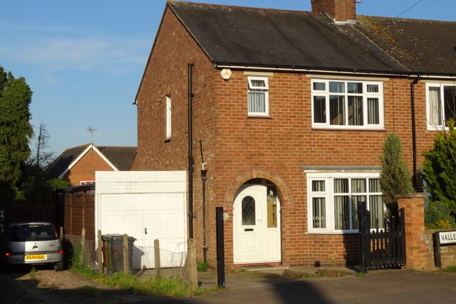 Thumbnail Semi-detached house to rent in Valley Road, Wellingborough
