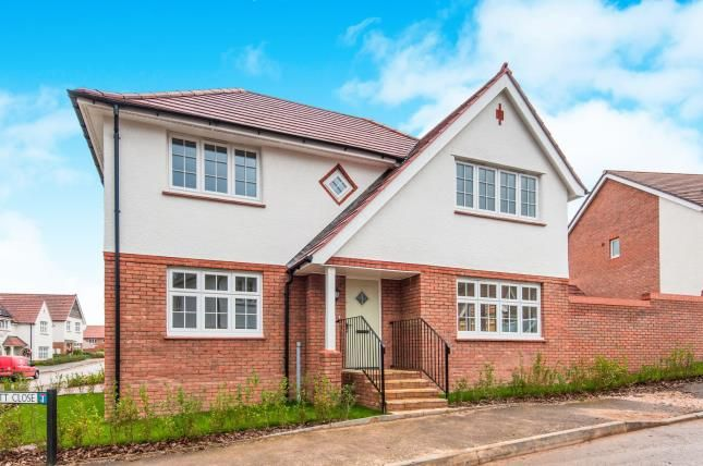 Thumbnail Detached house for sale in Abbott Close, Ottery St Mary, Devon