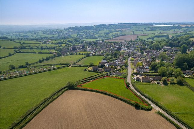Thumbnail Land for sale in Combe St. Nicholas, Chard, Somerset
