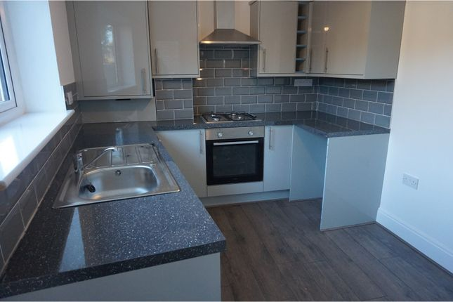 Kitchen of Curate Road, Liverpool L6