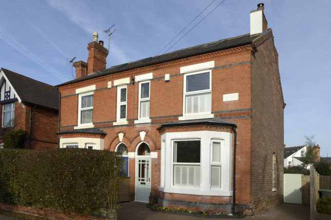 Thumbnail Semi-detached house for sale in Bramcote Road, Beeston
