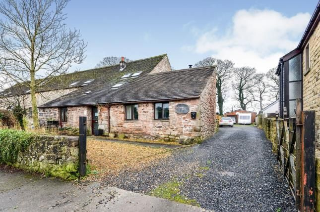 Thumbnail Barn conversion for sale in Chapel Barn, Chapel View, Overton, Morecambe