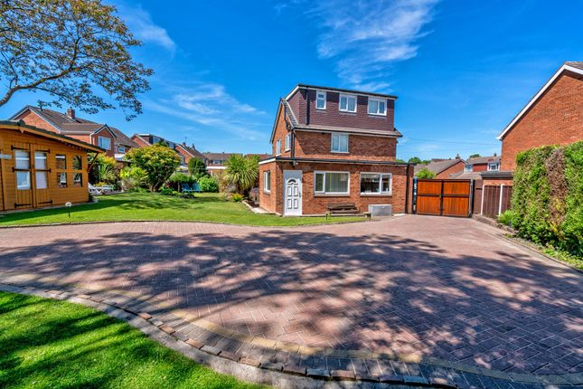 Thumbnail Detached house for sale in Andrew Drive, Willenhall