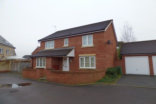 Thumbnail Property to rent in Henlow Drive Kingsway, Quedgeley, Gloucester