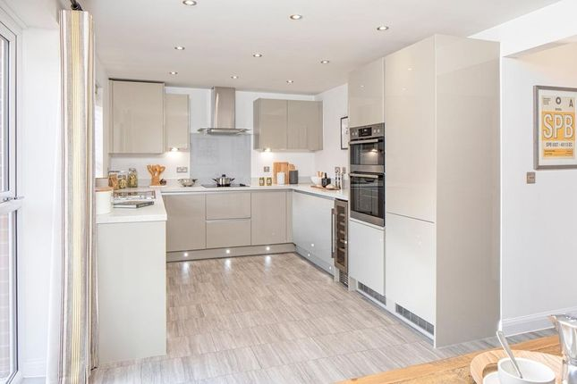 "4 bedroom detached house for sale in ""Kington"" at Butt Lane, Thornbury, Bristol"