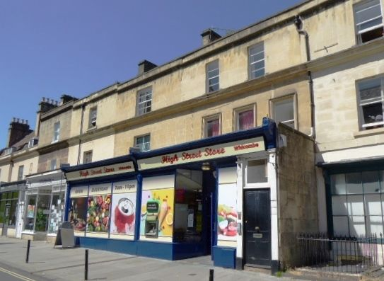 Thumbnail Retail premises for sale in Claverton Buildings, Bath