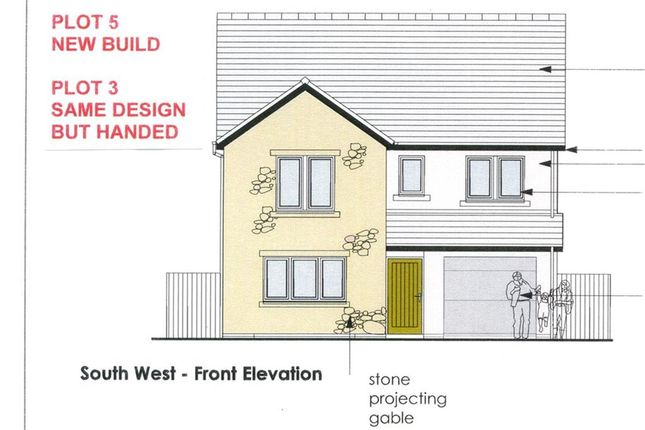 Thumbnail Detached house for sale in Wilson Farm Close, Dearham, Maryport