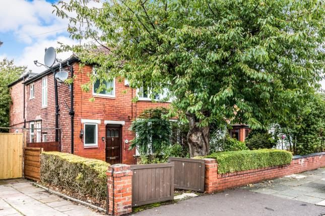 Thumbnail Semi-detached house for sale in St. Chad's Road, Withington, Manchester, Greater Manchester
