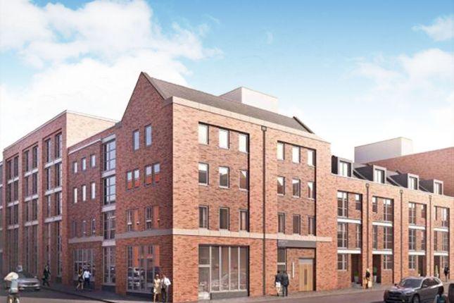 Thumbnail Flat for sale in Carver Street, Hockley, Birmingham