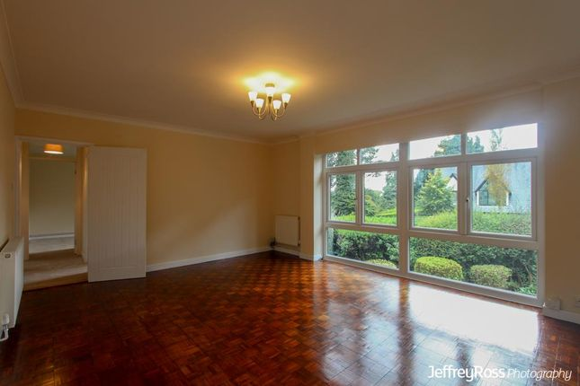 Thumbnail Flat to rent in Barbrook Close, Lisvane, Cardiff