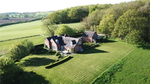 Thumbnail Detached house for sale in Abbots Bromley, Rugeley