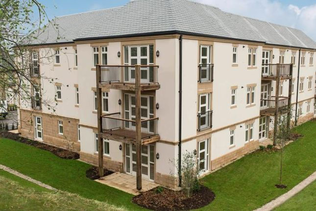 Thumbnail Flat for sale in 5 Devonshire Court, Audley St Elphin's Park, Dale Road South, Darley Dale, Matlock