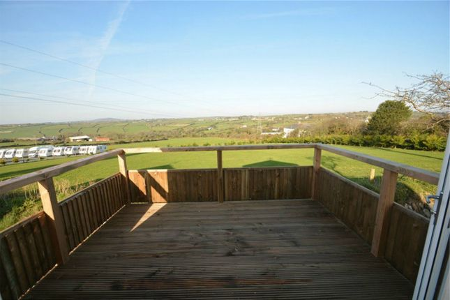 Thumbnail Property for sale in Globe Vale Holiday Park, Sinns Common, Redruth, Cornwall