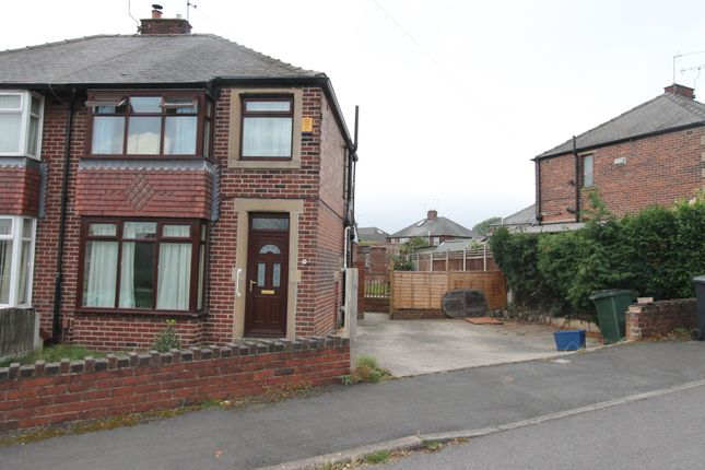 Thumbnail Semi-detached house to rent in Coalbrook Avenue, Woodhouse Mil, Sheffield