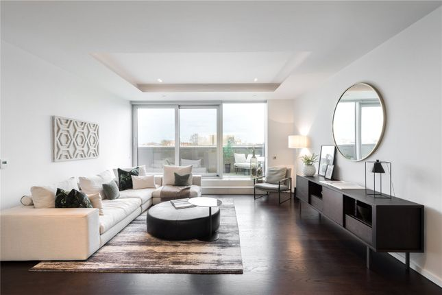 Thumbnail Flat for sale in Columbia Gardens, Lillie Square, London