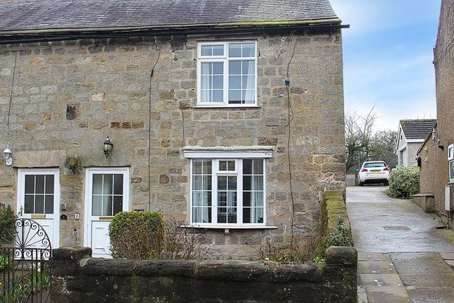 Thumbnail End terrace house to rent in Main Street, Scotton, Knaresborough