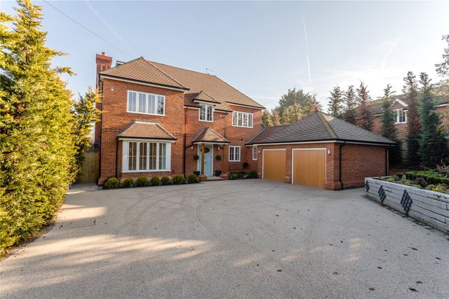 Thumbnail Detached house for sale in Brooklyn Lodges, Forest Road, Warfield, Berkshire
