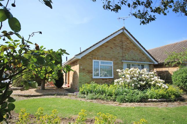 Thumbnail Detached bungalow for sale in Laburnum Crescent, Kirby Cross, Frinton-On-Sea
