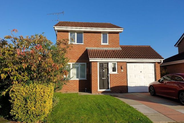 3 bed detached house to rent in Lambourn Drive, Leighton, Crewe CW1