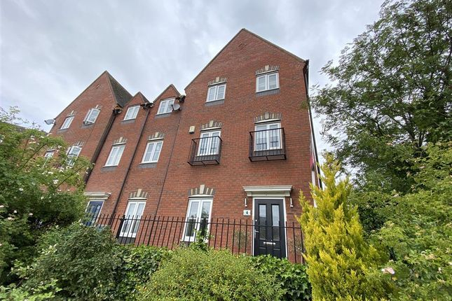 Thumbnail Property to rent in Meadowsweet Place, Kidderminster