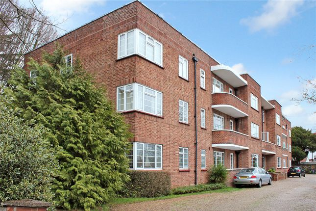 Thumbnail Flat for sale in Richmond Court, Thorpe St Andrew, Norwich, Norfolk