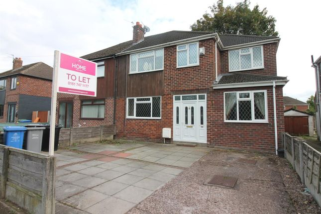 Thumbnail Semi-detached house to rent in Lock Lane, Partington, Manchester