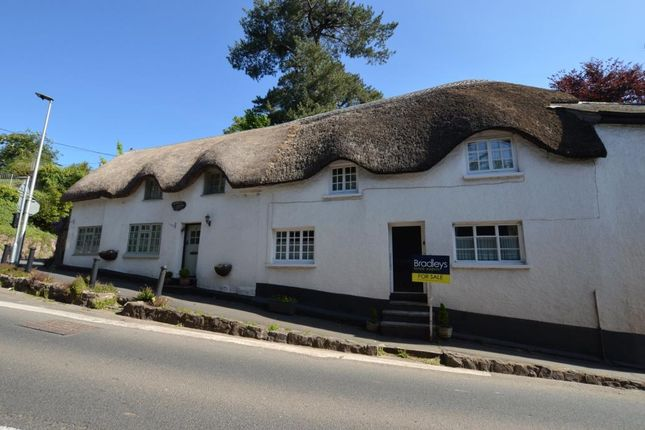 3 bed terraced house for sale in The Village, Newton St. Cyres, Exeter, Devon EX5