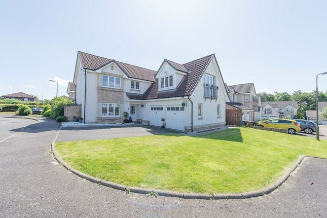 Thumbnail Detached house for sale in Bankton Terrace, Murieston, Livingston