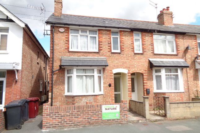 Thumbnail End terrace house to rent in Cambrai Avenue, Chichester