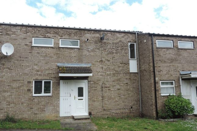 Thumbnail Terraced house to rent in Sandford, Ravensthorpe, Peterborough.