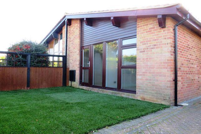 Thumbnail Semi-detached bungalow to rent in Bessemer Court, Blakelands, Milton Keynes