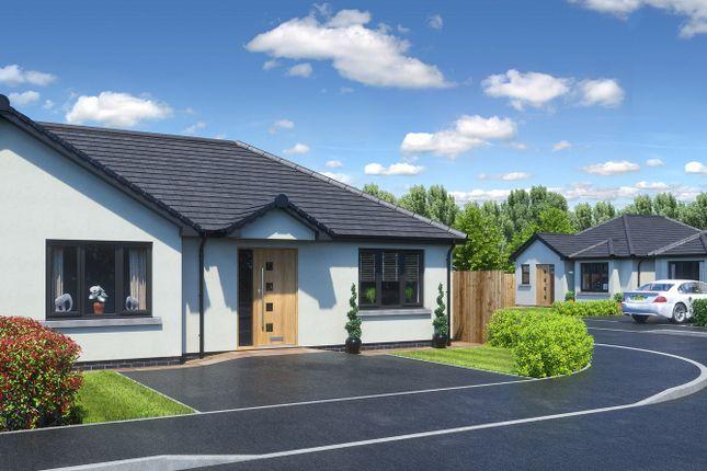 Thumbnail Semi-detached bungalow for sale in Burtonwood Road, Great Sankey, Warrington