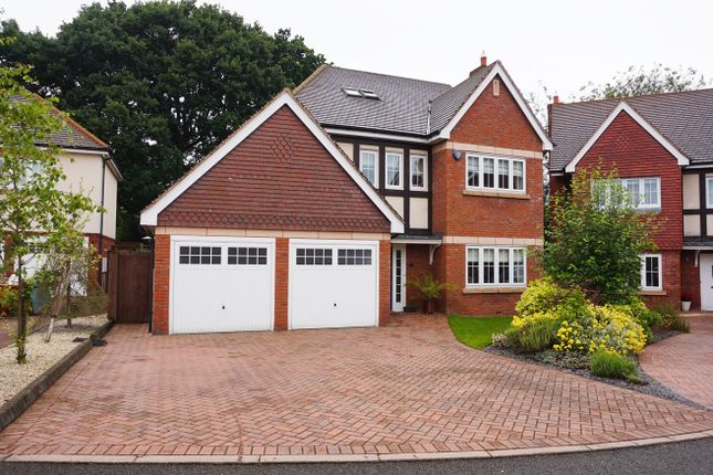Thumbnail Detached house for sale in Oaks Drive, Sutton Coldfield