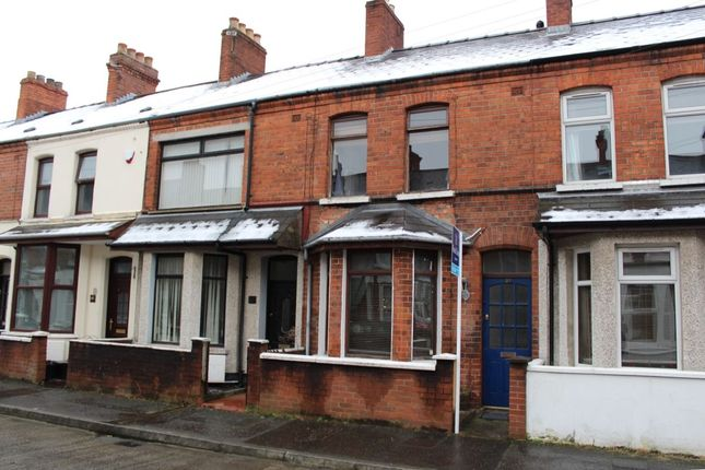 Thumbnail Terraced house for sale in Kensington Avenue, Belfast