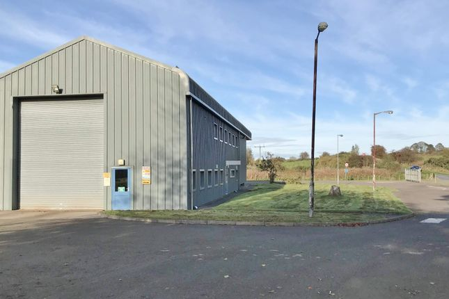 Thumbnail Land for sale in Heathhall Industrial Estate, Lochabriggs, Former Commercial Vehicle Testing Centre, Dumfries