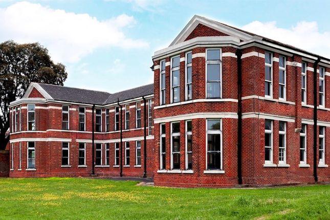 Thumbnail Flat for sale in Goodrich House, Royal Haslar, Gosport Peninsula