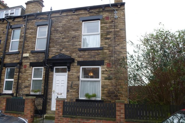 Thumbnail End terrace house to rent in Rosemont Place, Bramley, Leeds