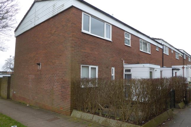 Thumbnail Terraced house for sale in Brookside Centre, Burford, Brookside, Telford
