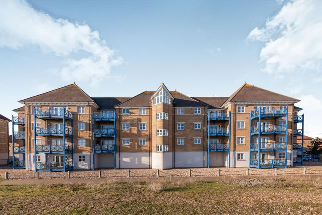 Thumbnail Flat for sale in Callao Quay, Sovereign Harbour North, Eastbourne