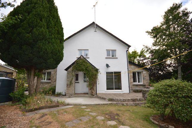 Thumbnail Semi-detached house to rent in South Tawton, Okehampton