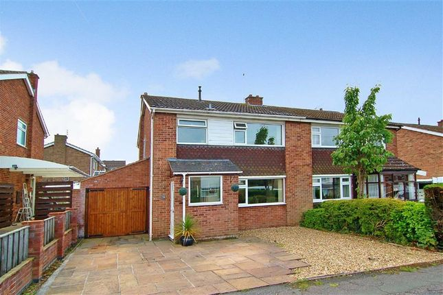 Thumbnail Semi-detached house for sale in Ullswater Road, West Heath, Congleton