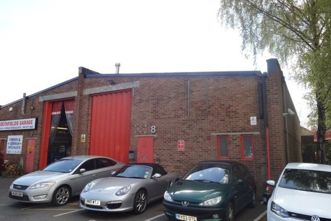 Thumbnail Industrial to let in Glenville Mews, 8, Glenville Mews, Wandsworth